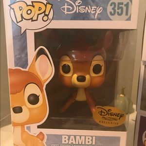 Bambi Funko Pop Disney Treasures